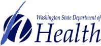 Washington State Department of Health Logo